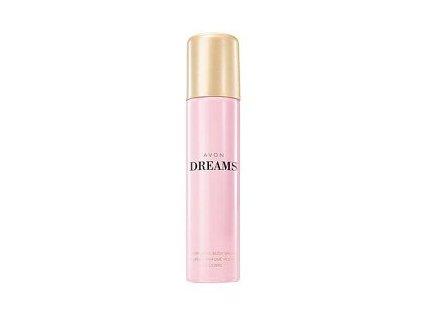 Avon Dreams parfémovaný tělový sprej pro ženy 75 ml